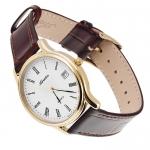 Adriatica A8004.1232Q Pasek klasyczny zegarek złoty