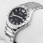 zegarek Adriatica A8057.5154 srebrny Bransoleta