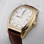 zegarek Adriatica A8089.1221A złoty Automatic