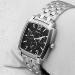 zegarek Adriatica A8120.5154QF srebrny Bransoleta