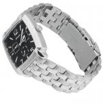 Adriatica A8120.5154QF Bransoleta klasyczny zegarek srebrny