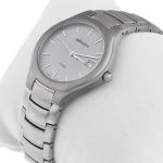 zegarek Adriatica A8201.4117 srebrny Tytanowe