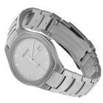 Adriatica A8201.4117 Tytanowe klasyczny zegarek srebrny