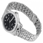 Adriatica A9002.5114 Bransoleta klasyczny zegarek srebrny