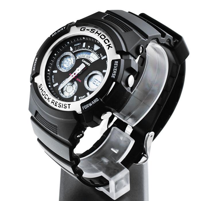 zegarek Casio AW-590-1AER Speed Shifter G-SHOCK Original mineralne