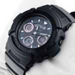 zegarek G-Shock AW-591ML-1AER czarny G-Shock