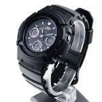 G-Shock AW-591ML-1AER G-Shock Military Man zegarek męski sportowy mineralne