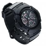 G-Shock AW-591ML-1AER Military Man G-Shock sportowy zegarek czarny
