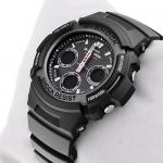 zegarek G-Shock AWG-101-1AER srebrny G-Shock