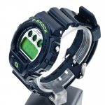 G-Shock DW-6900SB-2ER G-Shock Transgression zegarek męski sportowy mineralne