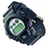 G-Shock DW-6900SB-2ER Transgression G-Shock sportowy zegarek niebieski