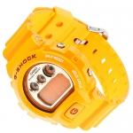 G-Shock DW-6900SB-9ER Redemption G-Shock sportowy zegarek pomarańczowy