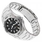 Edifice EF-127D-1AVEF Edifice sportowy zegarek srebrny