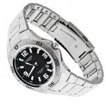 Edifice EF-128D-1AVEF Edifice sportowy zegarek srebrny