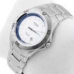 zegarek Edifice EF-128D-7AVEF srebrny EDIFICE Momentum