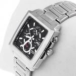 zegarek Edifice EF-324D-1AVEF srebrny Edifice