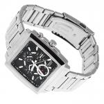 Edifice EF-324D-1AVEF Edifice sportowy zegarek srebrny