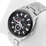 zegarek Edifice EF-327D-1A1VEF srebrny Edifice