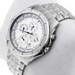 zegarek Edifice EF-328D-7AVEF srebrny EDIFICE Momentum