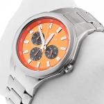 zegarek Edifice EF-332D-5AVEF srebrny Edifice