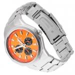Edifice EF-332D-5AVEF Edifice sportowy zegarek srebrny
