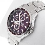 zegarek Edifice EF-334D-5AVEF srebrny EDIFICE Momentum