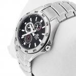 zegarek Edifice EF-335D-1AVEF srebrny Edifice