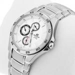 zegarek Edifice EF-335D-7AVEF srebrny Edifice