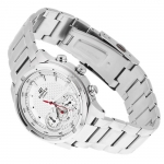 Edifice EF-522D-7AVEF Edifice sportowy zegarek srebrny