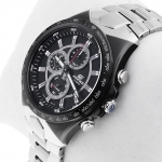 zegarek Edifice EF-534D-1AVEF czarny Edifice