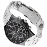 Edifice EF-534D-1AVEF Edifice sportowy zegarek czarny