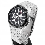 Zegarek męski Casio EDIFICE edifice momentum EF-539D-1AVEF - duże 3