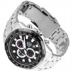Zegarek męski Casio EDIFICE edifice momentum EF-539D-1AVEF - duże 4