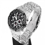 Edifice EF-540D-1AVEF EDIFICE Momentum zegarek męski sportowy mineralne