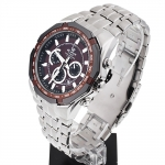 Edifice EF-540D-5AVEF zegarek Edifice z chronograf