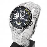 Edifice EF-543D-2AVEF Edifice zegarek męski sportowy mineralne