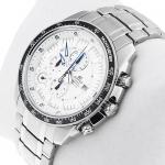 zegarek Edifice EF-545D-7AVEF srebrny Edifice