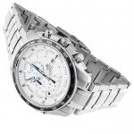 Edifice EF-545D-7AVEF Edifice sportowy zegarek srebrny