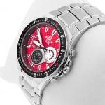 zegarek Edifice EF-552D-4AVEF srebrny Edifice