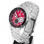 Edifice EF-552D-4AVEF Edifice zegarek męski klasyczny mineralne