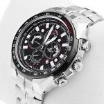 zegarek Edifice EF-554D-1AVEF srebrny Edifice