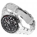 Edifice EF-554D-1AVEF Edifice sportowy zegarek srebrny