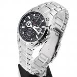 Edifice EF-555D-1AVEF Edifice zegarek męski sportowy mineralne