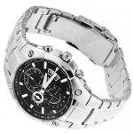 Edifice EF-555D-1AVEF Edifice sportowy zegarek srebrny