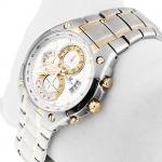 zegarek Edifice EF-555SG-7AVEF srebrny Edifice