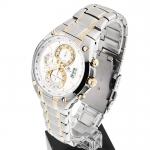 Edifice EF-555SG-7AVEF Edifice zegarek męski sportowy mineralne