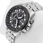 zegarek Edifice EF-558D-1AVEF srebrny Edifice