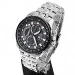 Edifice EF-558D-1AVEF zegarek Edifice z chronograf