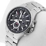 zegarek Edifice EF-562D-1AVEF srebrny EDIFICE Momentum