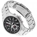 Edifice EF-562D-1AVEF EDIFICE Momentum sportowy zegarek srebrny